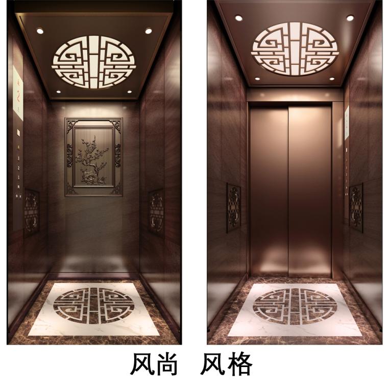 中式风格 电梯 瑞士迅