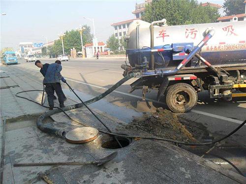 天津廁所下水道清淤