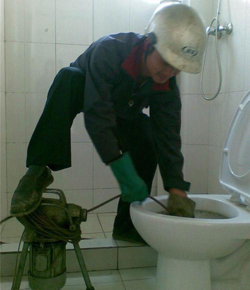 塘沽管道清理