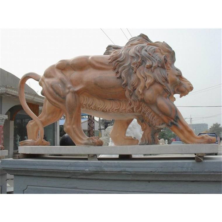 石雕獅子 天安門獅子