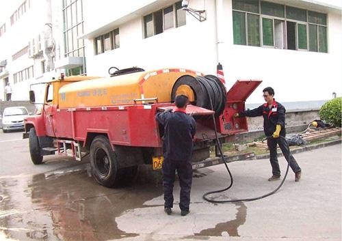 天津西青區管道疏通
