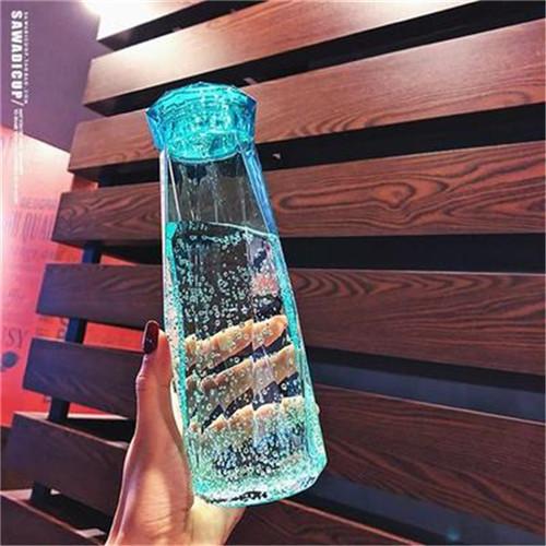 舟山透明玻璃瓶