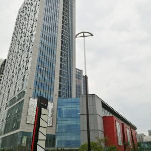 購物廣場中央空調循環水應用