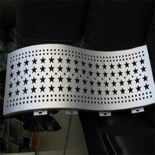 濟寧鋁單板