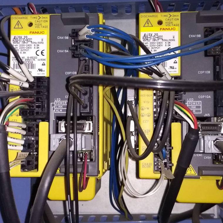 工业设备维修与保养案例