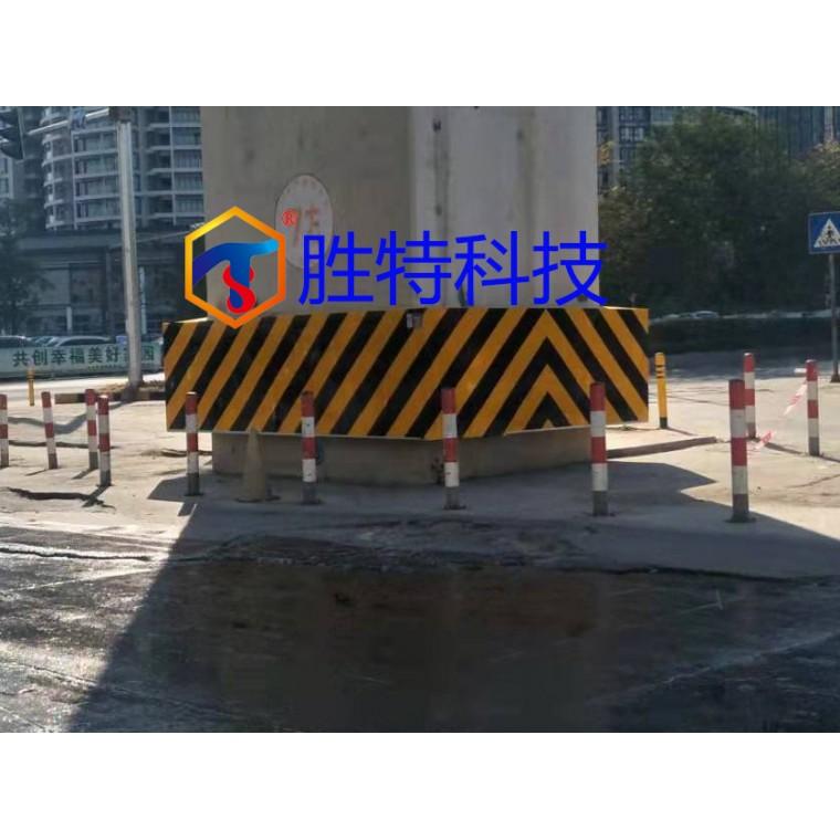 高铁桥墩用防撞装置    防车撞装置