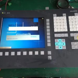 西门子802C数控系统维修