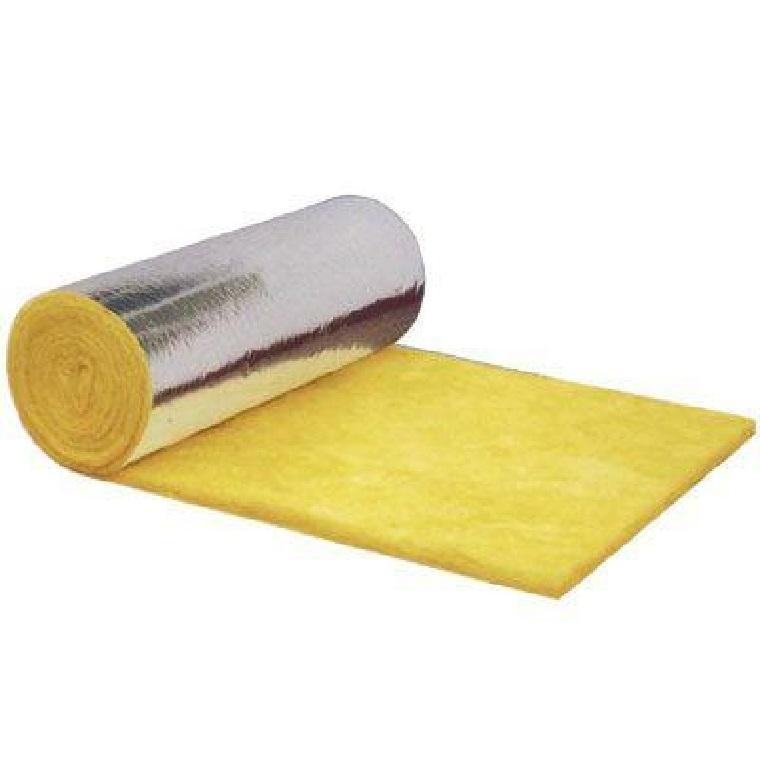 鋁箔貼面玻璃棉卷氈