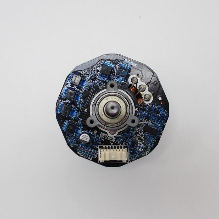 Nidec空氣凈化器專用電機小米凈化器電機48F704電機