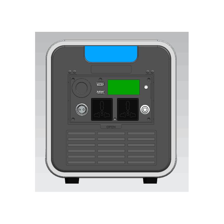 百克龍 拉桿式戶外移動電源Q3000S