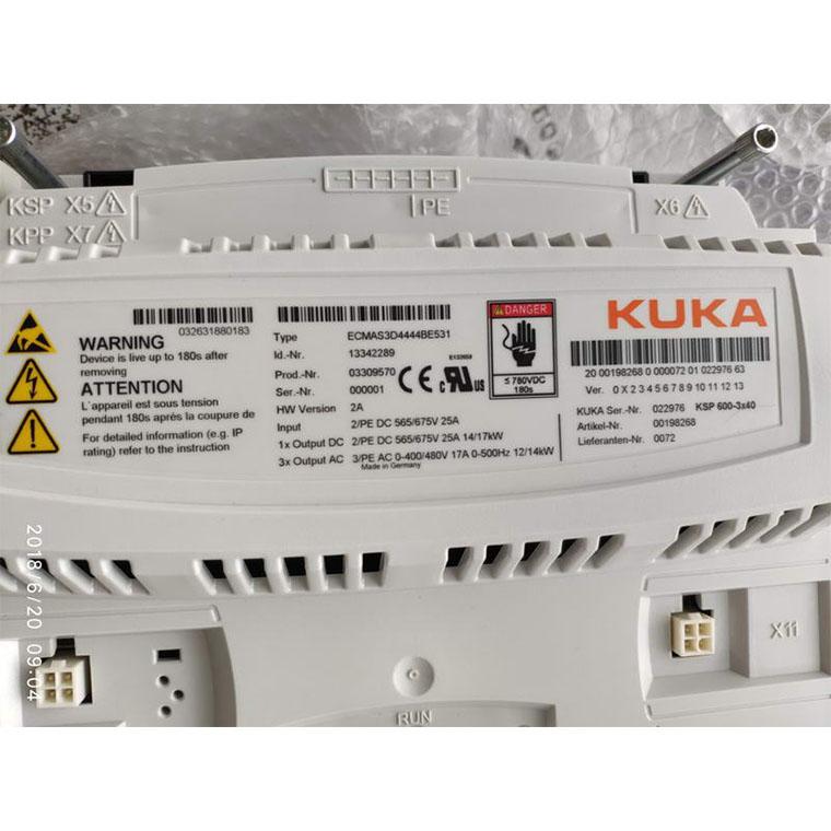 KUKA 驅動伺服模塊