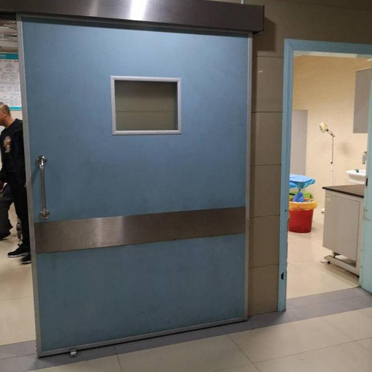 手术室电动射线防护门,气密铅板防辐射铅门,防辐射铅门