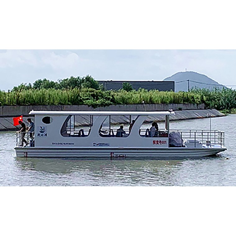 12.8米游艇