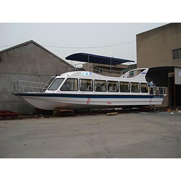 15.6米单层观光游艇