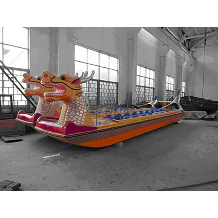 8.8米龙形游艇