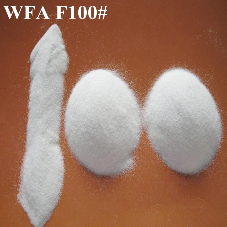 白剛玉粒度砂噴砂研磨