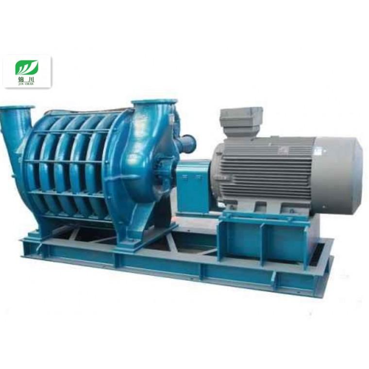 熔噴布水駐極用負壓多級離心風機  生產