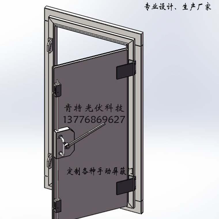暗室屏蔽門|暗室門