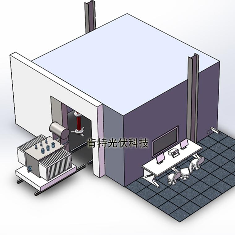變壓器局放試驗室|變壓器靜音屏蔽室|變壓器屏蔽室