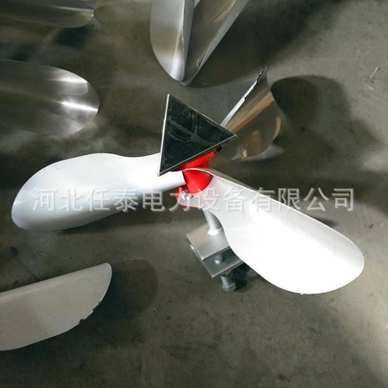 不锈钢风力驱鸟器