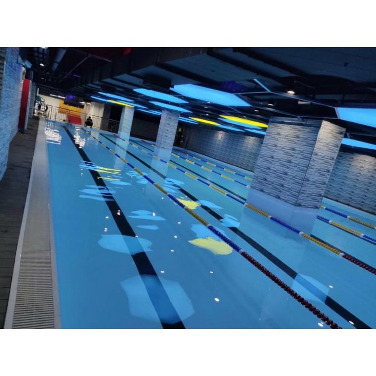 钢结构泳池整体