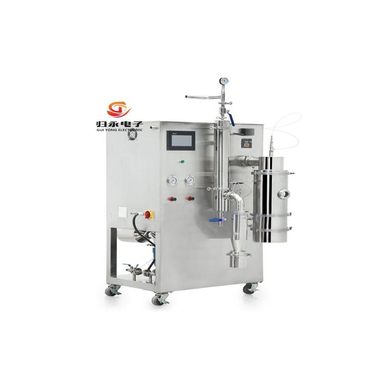 GY-ZKGZJ喷雾干燥机厂家,1.5L微型喷雾干燥机价格