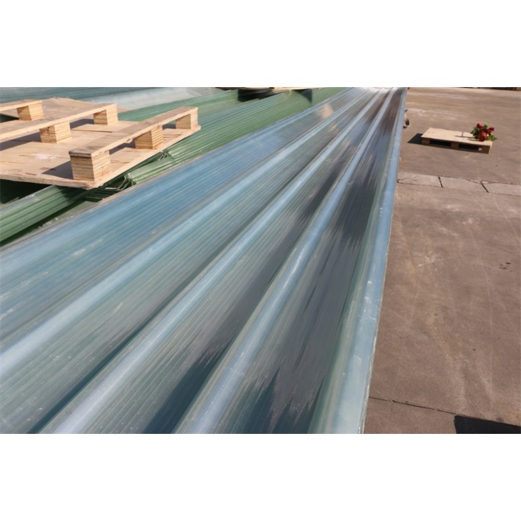 玻璃鋼瓦 采光瓦板frp透明陽光瓦屋面防腐 明源廠家直銷
