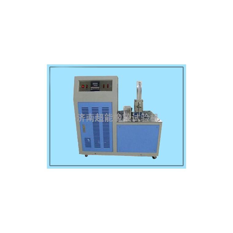 橡胶脆性低温仪-60度_橡胶低温脆化试验机橡胶低温脆性测定仪