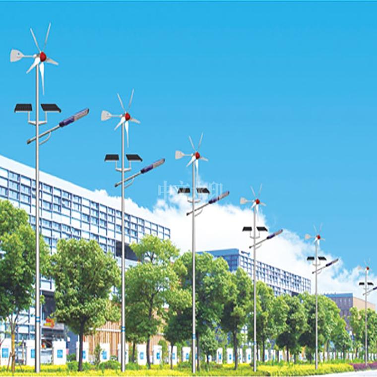 風光互補太陽能路燈JC-FGHBTYN-3