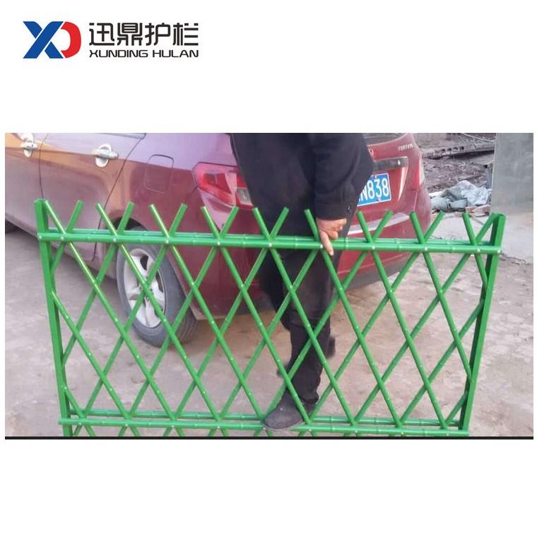 新农村建设仿竹护栏田园风格竹子围栏农家乐竹篱笆价格