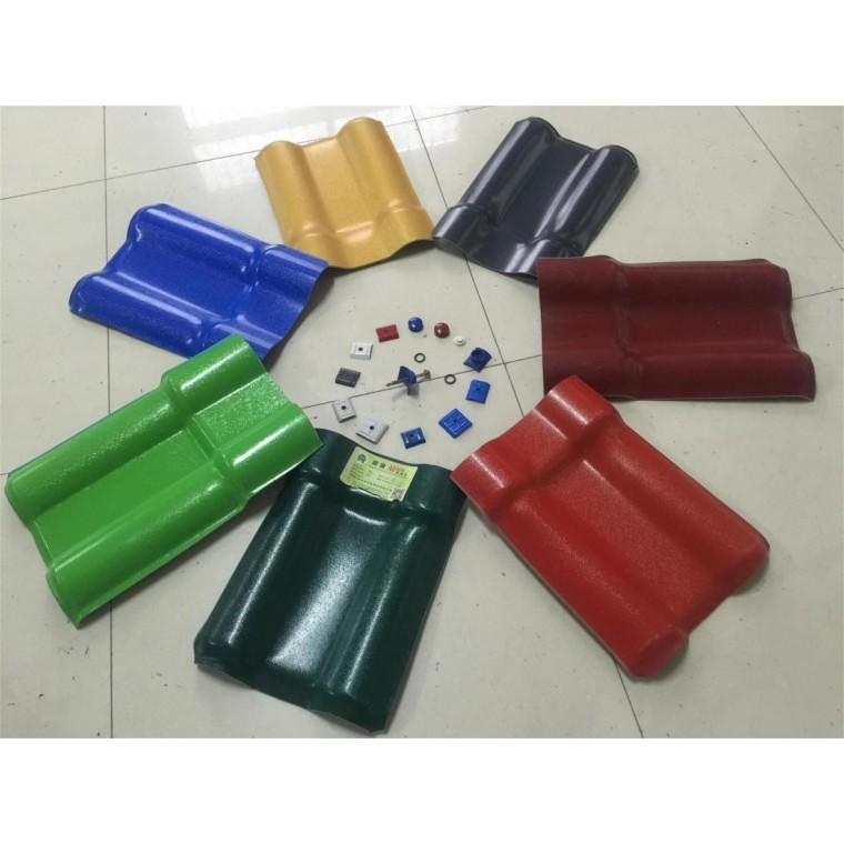 合成樹脂瓦顏色可定制