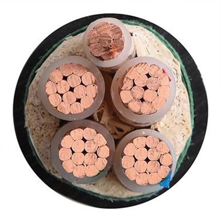 聚氯乙烯絕緣電纜-認