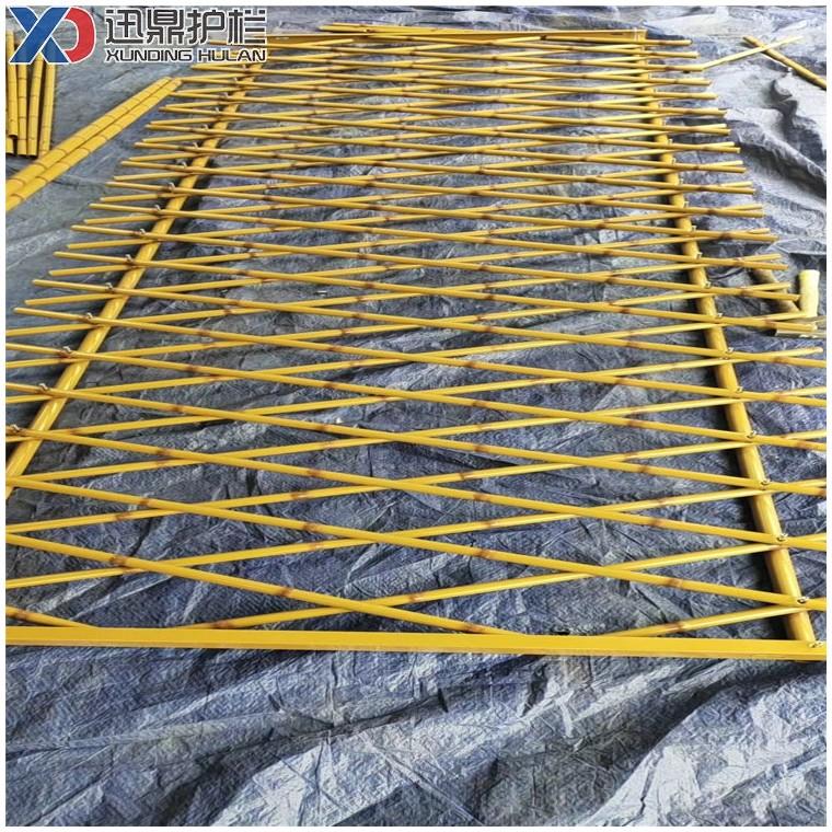 不锈钢仿竹护栏生产厂家户外花园竹篱笆绿化园林仿竹栅栏