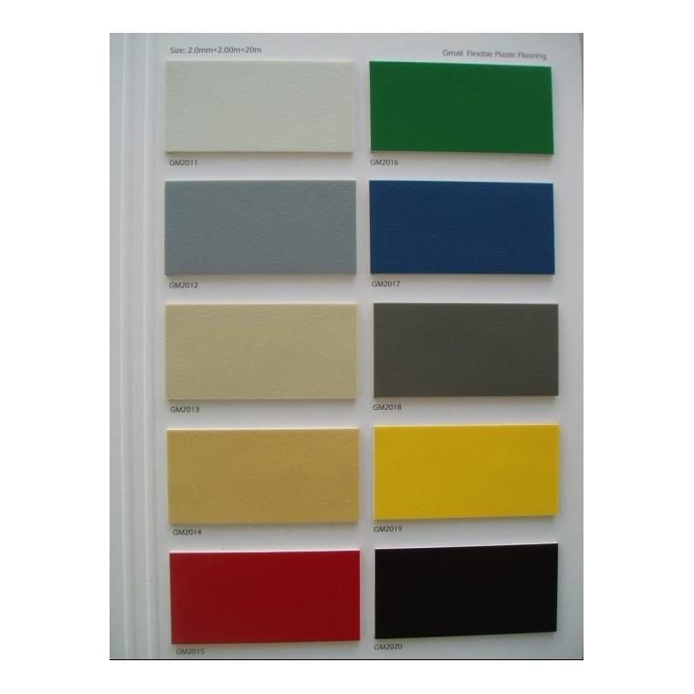金彩塑胶地板工厂金彩PVC卷材金彩塑胶地板