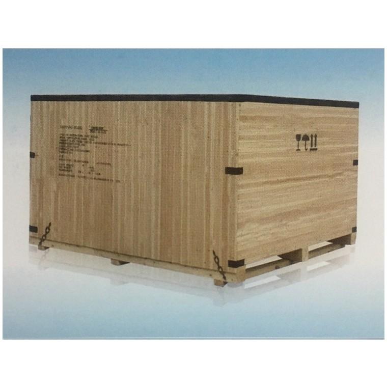 全木板框架箱