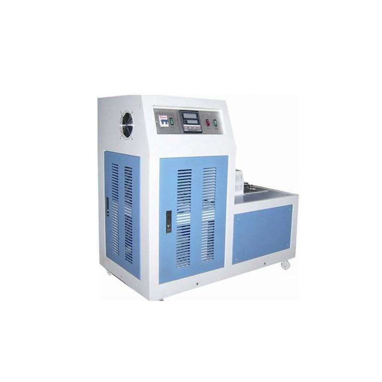 落錘沖擊試驗低溫槽-80℃ 鐵素體沖擊試樣低溫儀