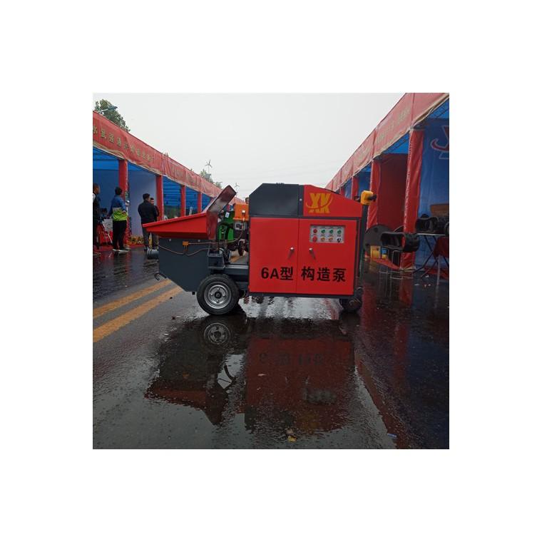 北京二次构造柱混凝土泵