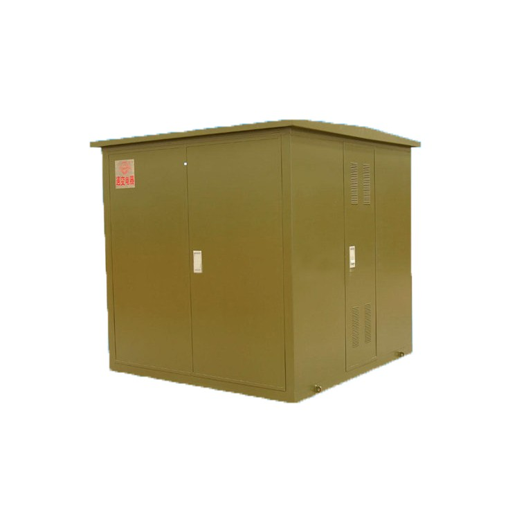 在盐雾高寒地区中使用的箱变外壳要进行什么特殊处理?