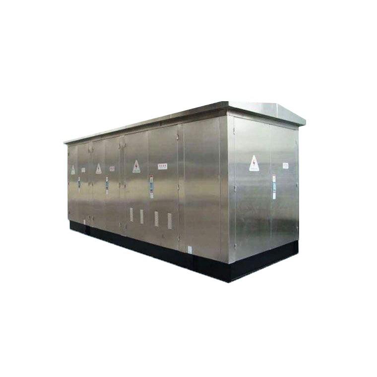 数字化箱变外壳将是变电站未来建设的发展趋势