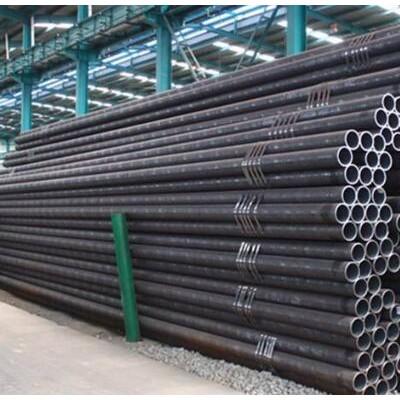 无缝钢管焊接呈现气孔的原因