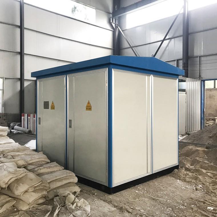 怎么提高彩钢复合板箱变壳体的保温能力