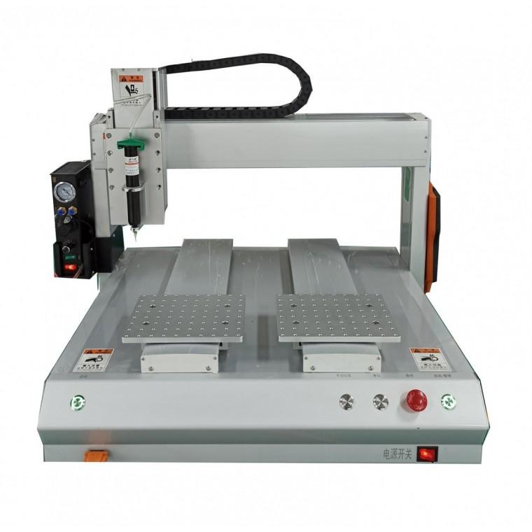供應ZTi-D型雙平臺自動點膠機