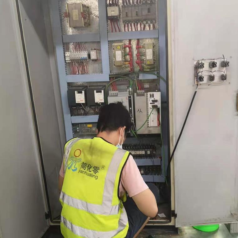 工业维修设备与保养案例