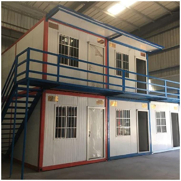 二层快装彩钢活动房