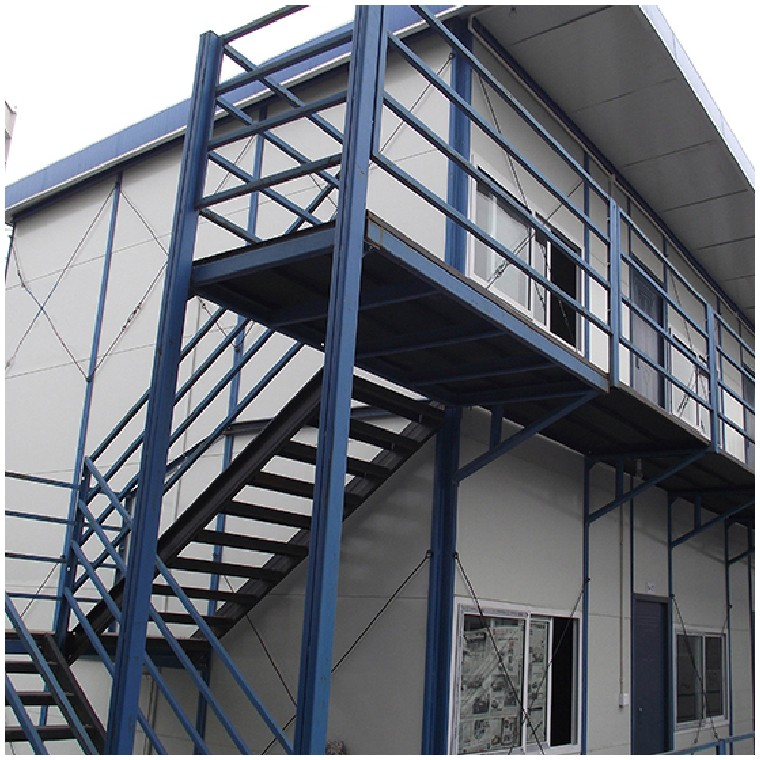 钢结构彩钢板房
