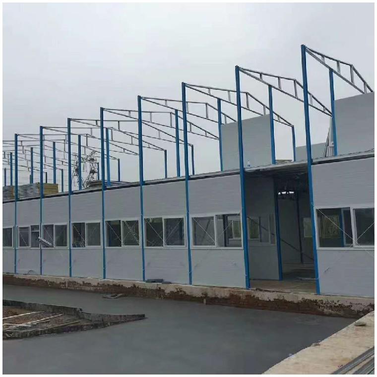 钢结构活动板房