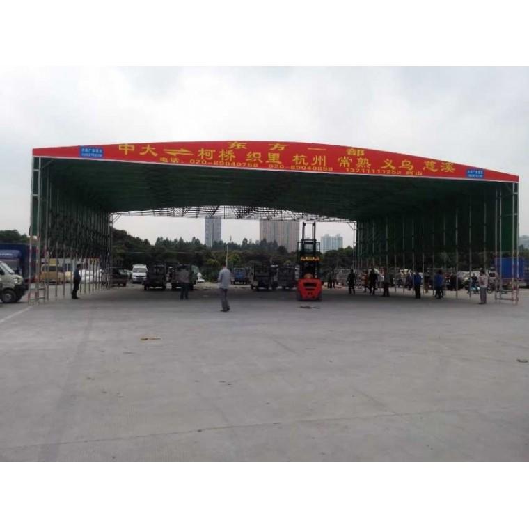 合肥手动推拉蓬生产厂家_推拉篷设计制作_推拉棚批发定做价格