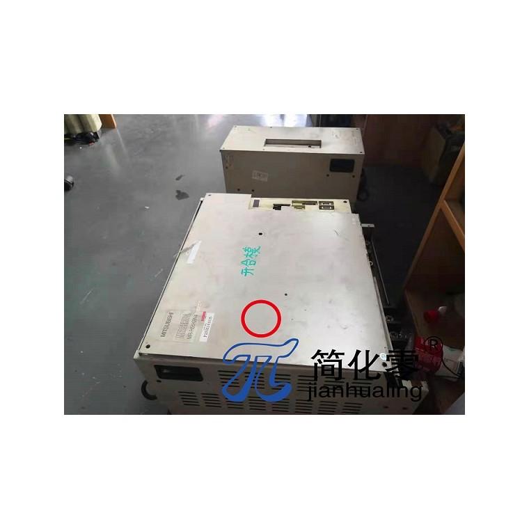 常州三菱伺服驱动器维修mr-j2s-200cp原因分析