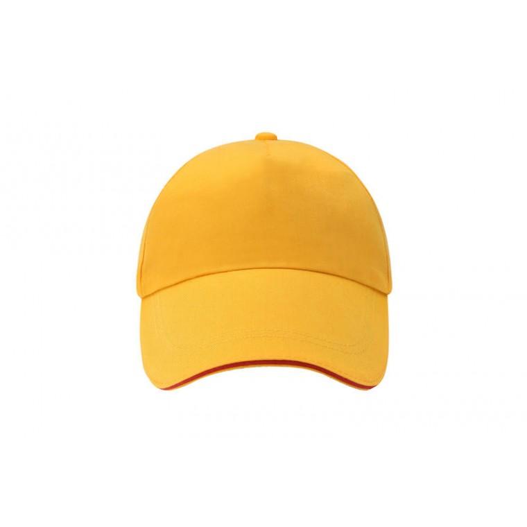 M02#斜紋棉帽