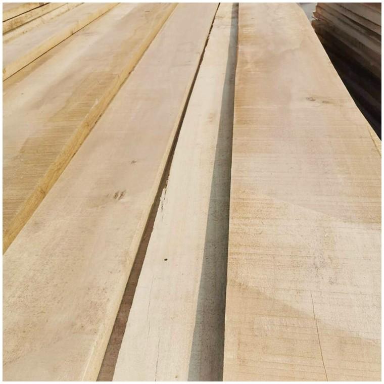 启明木业 白杨木 烘干杨木板 杨木板 厂家提供 质美价廉